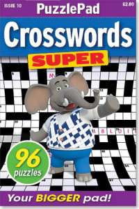PuzzlePad Crosswords Super