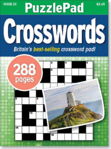 PuzzlePad Crosswords