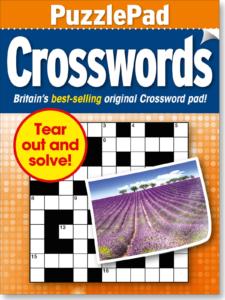 Family PuzzlePad Crosswords