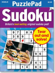 Family PuzzlePad Sudoku