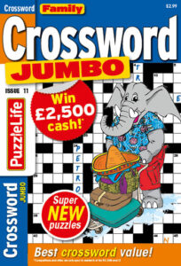 Family Crossword Jumbo