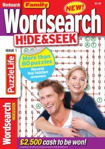 Family Wordsearch Hide&Seek