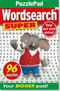 PuzzlePad Wordsearch Super