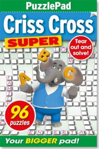 Family PuzzlePad Criss Cross Super