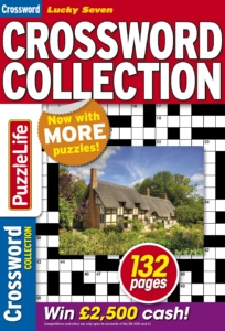 Lucky Seven Crossword Collection
