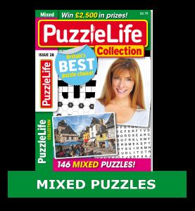 Mixed puzzles