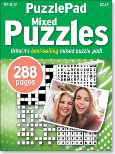 PuzzlePad Mixed puzzles