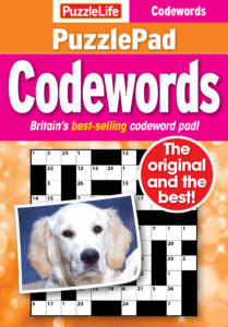 PuzzlePad Codewords