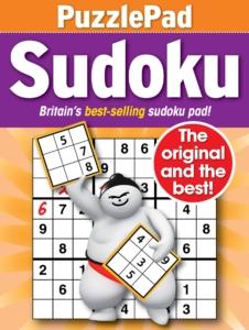 PuzzlePad Sudoku