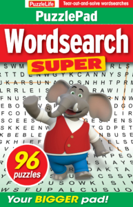 PuzzlePad Wordsearch Super