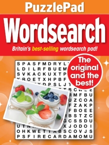 PuzzlePad Wordsearch