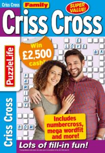 Family Criss Cross