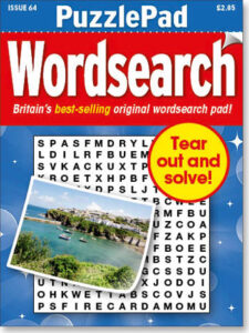 Family PuzzlePad Wordsearch