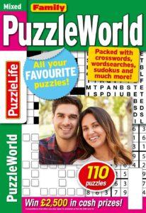 Family Puzzle World